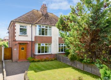 Thumbnail 3 bedroom semi-detached house for sale in Hythe Road, Willesborough, Ashford