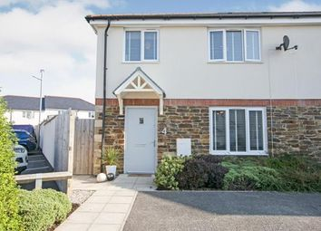 Thumbnail 4 bed semi-detached house for sale in ., Truro, Cornwall