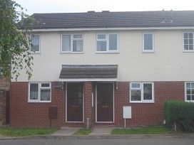 Thumbnail 2 bed terraced house to rent in South City, Belmont, Hereford