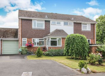 Thumbnail 3 bed semi-detached house for sale in The Limes, Salisbury