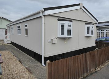 Thumbnail 1 bed mobile/park home for sale in Duvall Park, Upper Heyford, Bicester, Oxfordshire