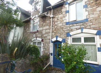 Thumbnail 2 bed flat to rent in Victoria Road, Torquay