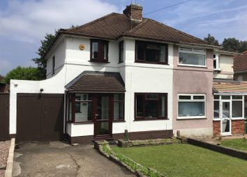 Thumbnail 3 bed semi-detached house for sale in Foxhills Road, Penn, Wolverhampton