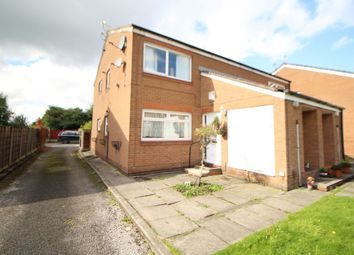 Thumbnail 2 bed flat for sale in City Avenue, Denton, Manchester