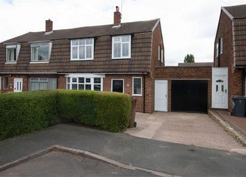 Thumbnail 3 bedroom semi-detached house for sale in Mansard Close, Wednesfield, Wolverhampton, West Midlands
