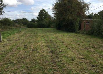 Thumbnail Land for sale in Land Adjacent To 19/20 Bridge Road, Guist, Norfolk