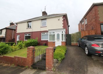 Thumbnail 3 bed semi-detached house for sale in Springwell Road, Jarrow