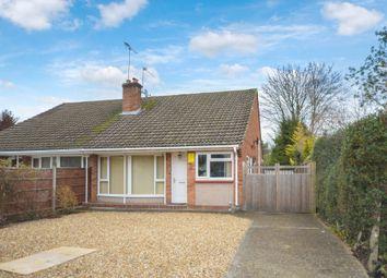 The Fairway, Farnham, Surrey GU9. 3 bed semi-detached bungalow for sale