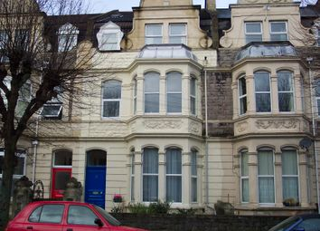 Thumbnail 3 bed maisonette to rent in Graham Road, Weston-Super-Mare