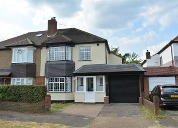 Thumbnail 3 bed semi-detached house for sale in Maidenshaw Road, Epsom
