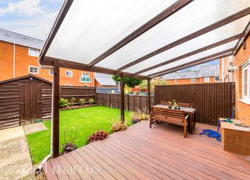 Thumbnail 4 bedroom town house for sale in Powell Gardens, Redhill