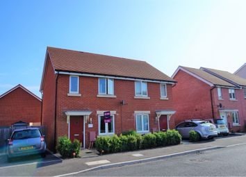Thumbnail 3 bed semi-detached house for sale in Mayfield Way, Exeter