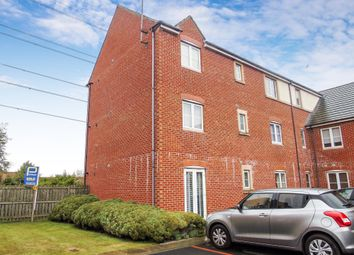 Thumbnail 2 bedroom flat for sale in Brookfield, West Allotment, Newcastle Upon Tyne