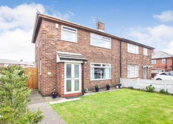 Thumbnail 3 bed end terrace house for sale in Honister Avenue, Warrington