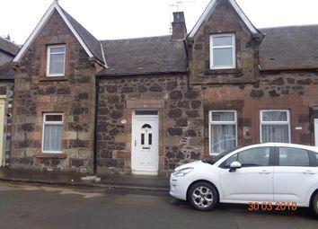 Thumbnail 2 bed terraced house to rent in Queen Street, Alva