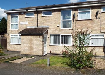 Thumbnail 2 bed terraced house for sale in Corbet Close, Anstey Heights, Leicester, Leicestershire