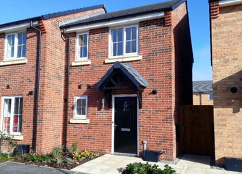 Thumbnail 2 bed semi-detached house for sale in Congleton Road, Sandbach