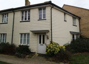 Thumbnail 3 bed terraced house for sale in Mill Road, Colchester
