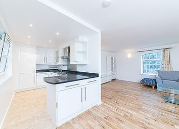 Thumbnail 3 bed flat to rent in The Grainstore, London