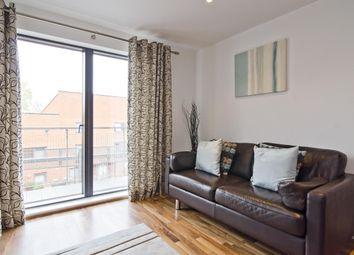 Thumbnail 1 bedroom flat to rent in Kings Quarter Apartments, Copenhagen Street, London
