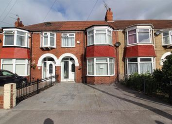 Thumbnail 3 bed property for sale in Burniston Road, Hull