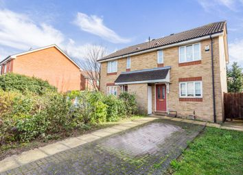 Thumbnail 3 bed semi-detached house for sale in Searles Drive, London