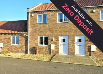 Thumbnail 3 bed property to rent in Bridle Close, Outwell, Wisbech