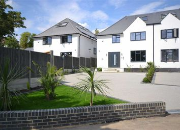 Thumbnail 5 bed property for sale in Greenbrook Avenue, Hadley Wood, Hertfordshire
