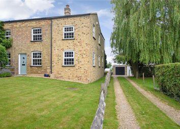Thumbnail 3 bed terraced house for sale in Toddington Road, Tebworth, Leighton Buzzard