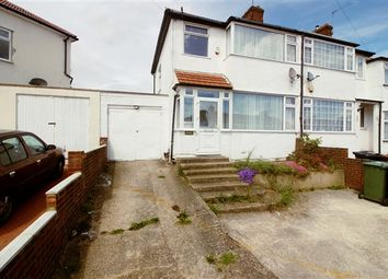Thumbnail 3 bed end terrace house for sale in Gainsborough Gardens, Edgware
