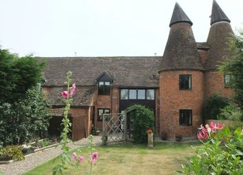 Thumbnail 4 bedroom barn conversion for sale in Oast House, Donnington Farm, Ledbury