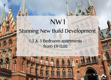 Thumbnail 3 bedroom flat for sale in Royal College Street, London