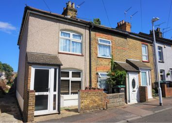Thumbnail 3 bed end terrace house for sale in St. Margarets Road, Gravesend