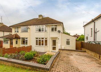 Thumbnail 3 bed semi-detached house for sale in Montagu Road, Botley, Oxford