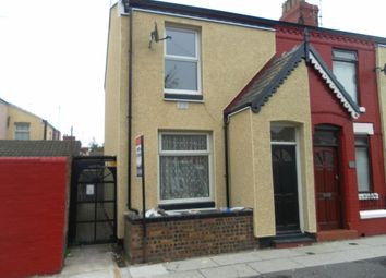 Thumbnail 2 bed terraced house to rent in Bowles Street, Bootle, Merseyside