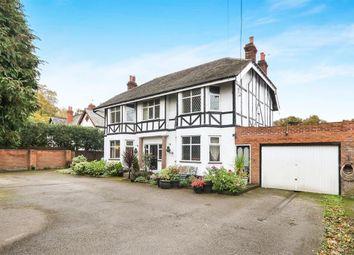 Thumbnail 5 bed detached house for sale in Hooton Park Lane, Hooton, Ellesmere Port