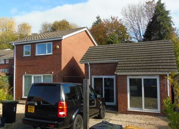 Thumbnail 3 bed detached house for sale in Bryn Bevan, Newport