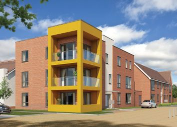 Thumbnail 1 bed flat for sale in Radar Close, Southend On Sea