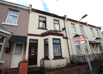 Thumbnail 1 bed flat to rent in Ocean Street, Keyham, Plymouth