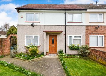 2 bed semi-detached house for sale in Stuart Close, Pilgrims Hatch, Brentwood CM15