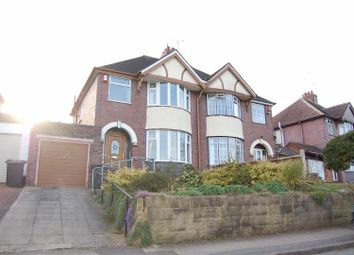 Thumbnail 3 bed semi-detached house to rent in Lilleshall Road, Clayton, Newcastle