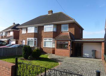 Thumbnail 3 bedroom semi-detached house for sale in Paygrove Lane, Longlevens, Gloucester