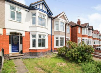 Thumbnail 3 bed terraced house for sale in Sussex Road, Coventry
