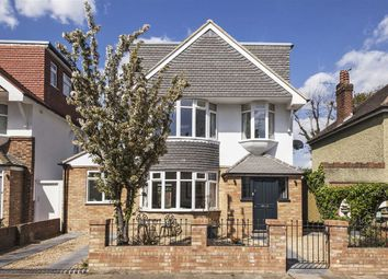 Thumbnail 4 bed property for sale in Clive Road, Twickenham