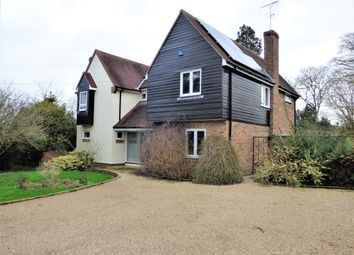 Thumbnail 4 bed detached house to rent in Glebe Meadow, Great Waltham, Essex