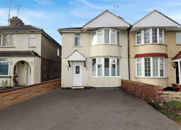 Thumbnail 3 bed semi-detached house for sale in Gipsy Lane, Stratton, Wilts