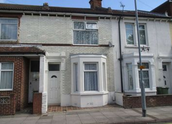 Thumbnail 3 bed terraced house to rent in New Road, Portsmouth