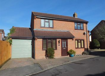 Thumbnail 3 bed detached house for sale in Hampshire Gardens, Westbury, Wiltshire