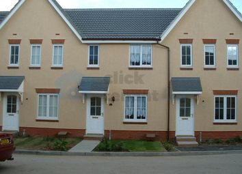 Thumbnail 2 bed terraced house to rent in Gulls Croft, Braintree, Essex