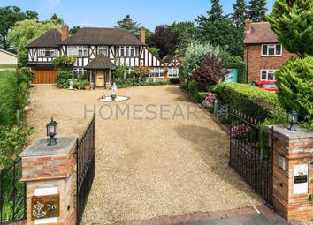 Thumbnail 5 bedroom detached house for sale in Clevehurst Close, Stoke Poges, Slough